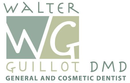 Walter Guillot, DMD office logo